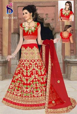 Buy Designer Samyak 4001-4006 Lehenga