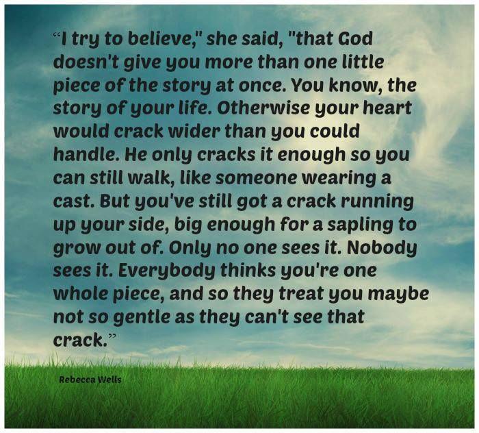 Divine secrets of the ya ya sisterhood quotes