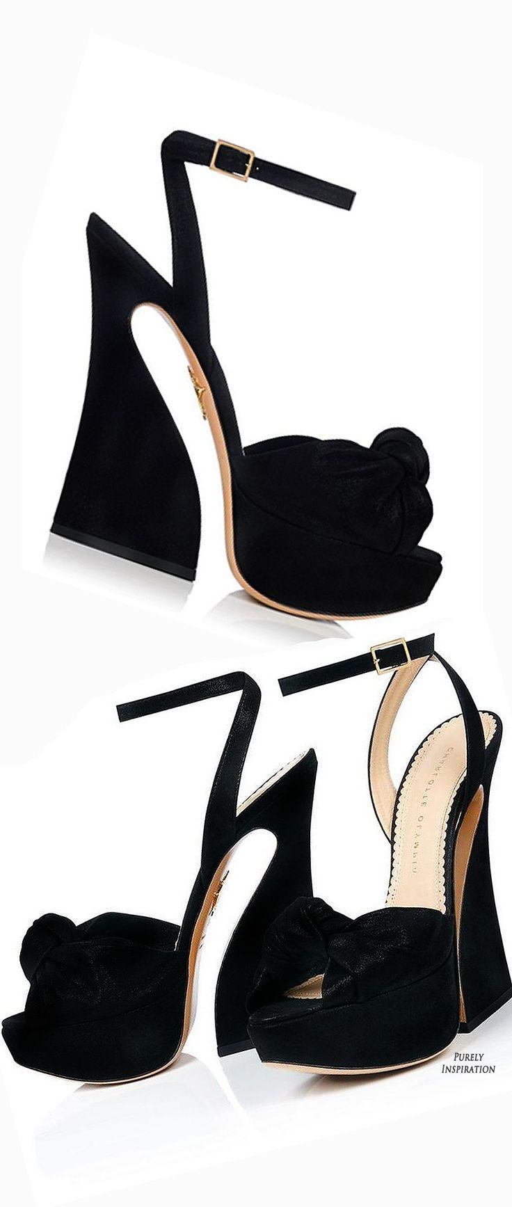 Charlotte Olympia Vreeland sandal | Purely Inspiration