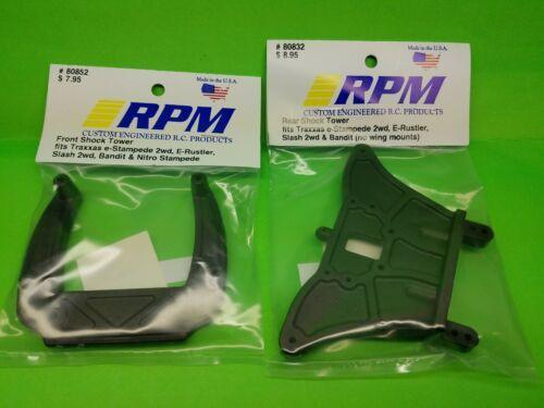 RPM 70362 Rear Shock Tower Slash 4X4//Stampede 4x4