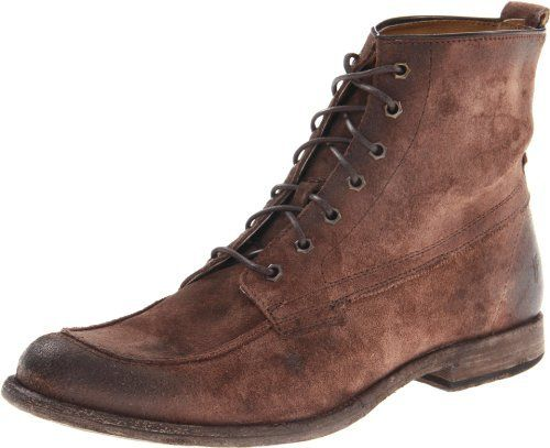 FRYE Men's Phillip Work Boot FRYE. $257.95. leather. Made in Mexico. Leather
