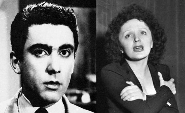 Η ερωτική επιστολή της Edith Piaf στον Δημήτρη Χορν