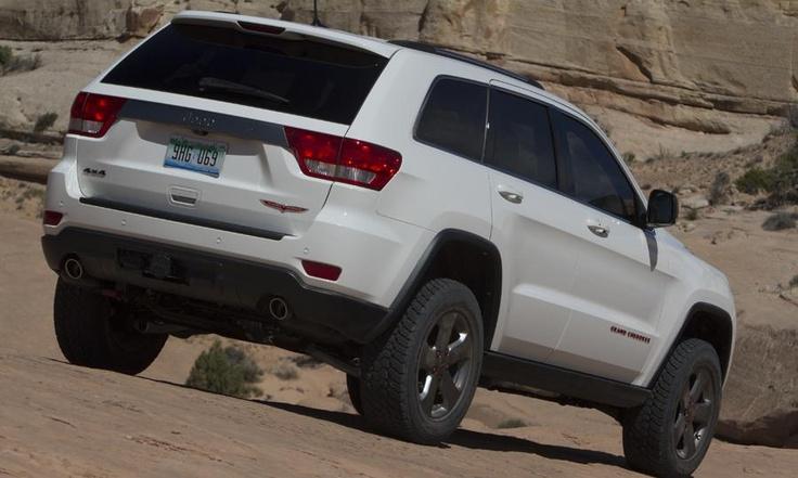 2014 Jeep Cherokee Trailhawk mpg