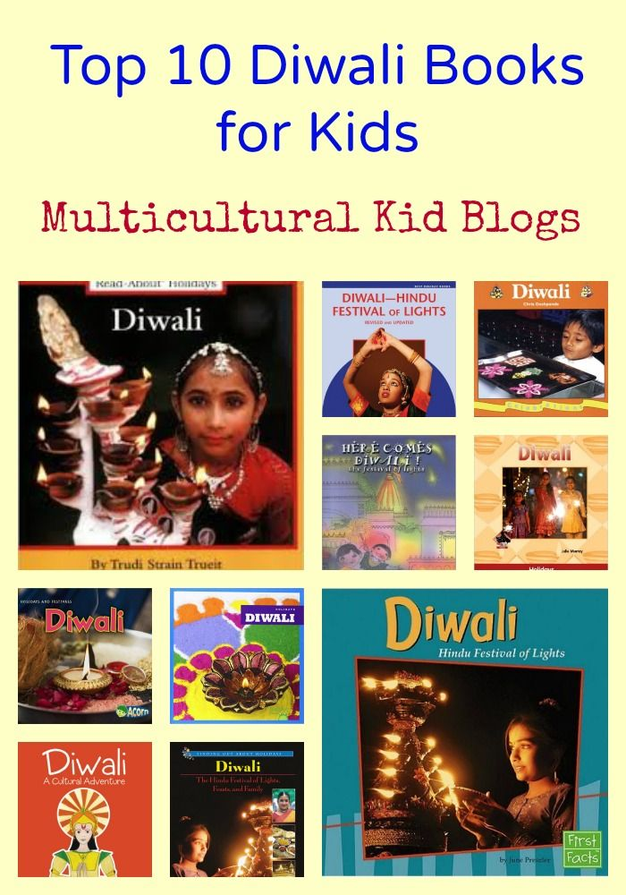 Top 10 Diwali Books for Kids