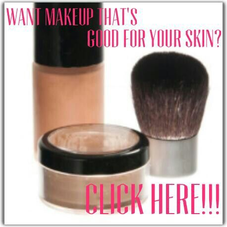 Want makeup that good for your skin? Makeup that doesn't cause breakouts and that's loaded with benefits for your skin!  www.justbcosmetics.com