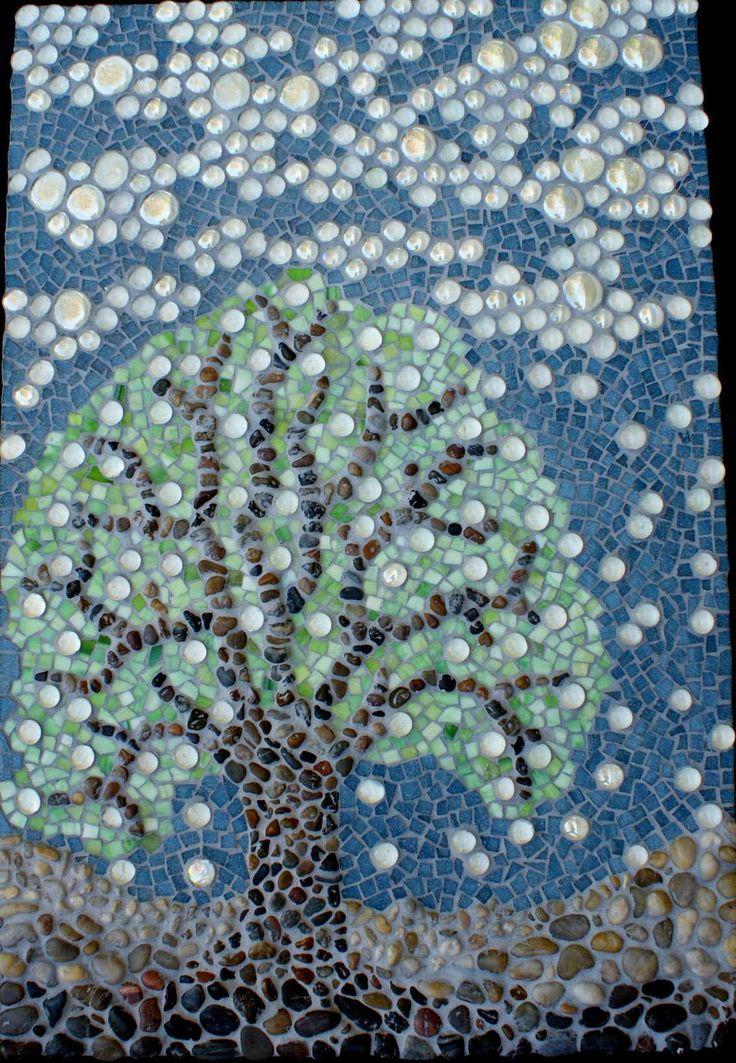 409 best images about mosaic landscape trees on pinterest for Mosaic landscape design