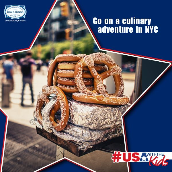 In a city that boasts of over 45,000 restaurants, 200 types of cuisines and some of the biggest names in the culinary business, make sure you don't miss the unique food culture of New York City. If you're a family that's big on food, this is the place to be: