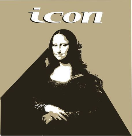 'Mona Lisa' by Petros Vasiadis on artflakes.com as poster or art print $6.48