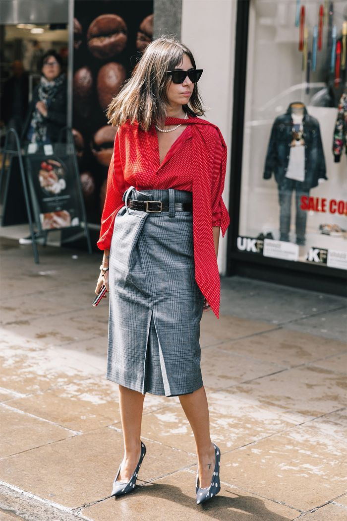 Check out the most flattering ways to style a belt this season and beyond.