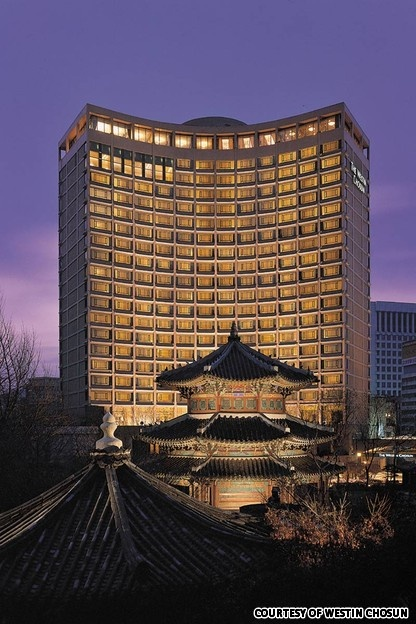 5 best luxury hotels in Seoul / The Westin Chosun reopened in May after a four-month restoration project. 87 Sogong-dong, Jung-gu; +82 2 771 0500