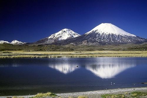 Parque Nacional Lauca , Chile