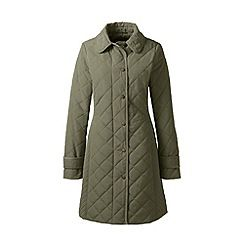 Lands' End - Green primaloft coat
