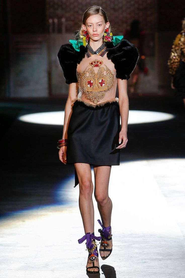 Dsquared2 - Spring 2017 Ready-to-Wear