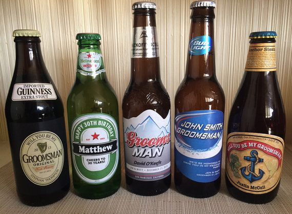 Personalized Beer Label. Create a custom label by FunBeerLabels