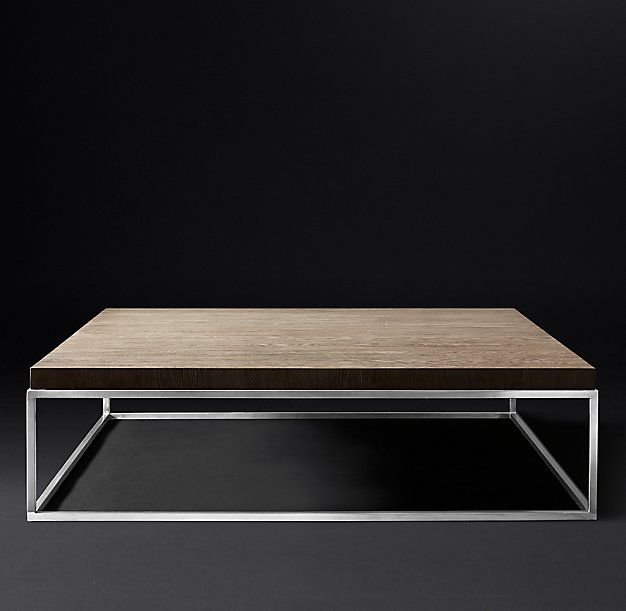 Nicholas Oak Square Coffee Table Coffee Tables Pinterest Products Modern And Coffee