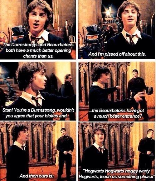 Mø0se — Harry Potter funny pics (HAHA I love the last one...