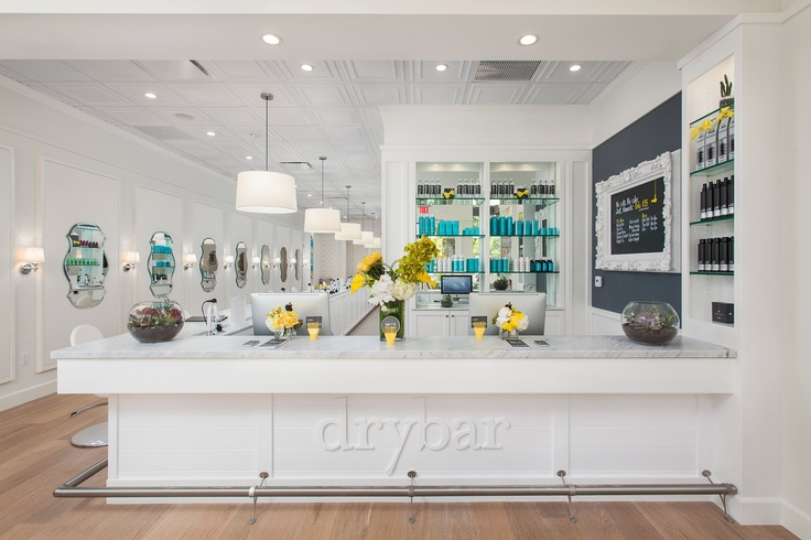 New Building A Dry Bar