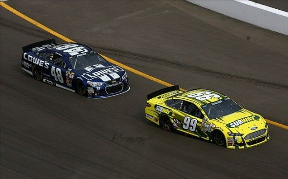 2013 Sprint Cup Schedule   NASCAR Sprint Cup Standings: Week Two - FanSided - Sports News ...