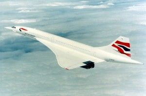 December 11 1967: The Concorde Supersonic Airliner