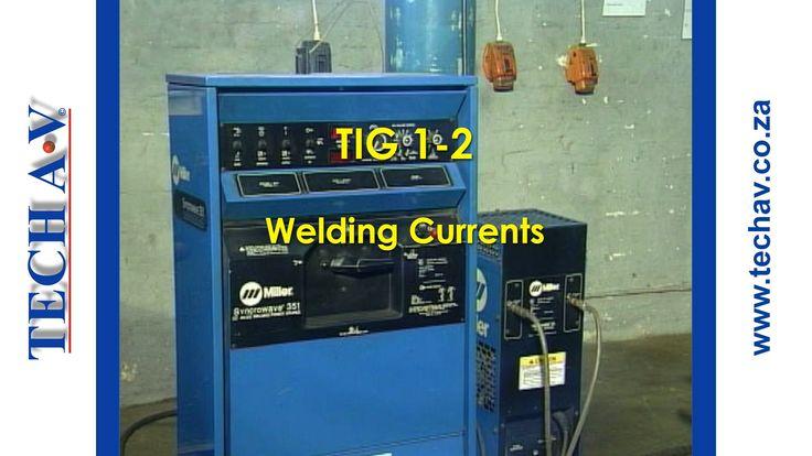 Tungsten Inert Gas Welding (TIG Welding) 1-2