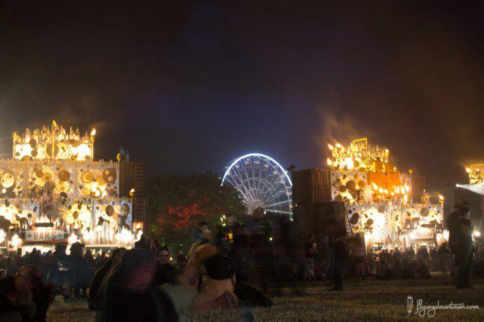 Les flammes du Hellfest s'élevaient tous les soirs