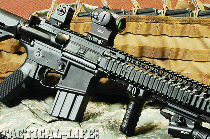 *SNEAK PEAK* at what's inside the Tactical Weapons Nov issue...DANIEL DEFENSE MK18 5.56 SBR COMBAT CARBINES: Daniel Defense's SOCOM-born M4 — small on weight and size, huge on CQB duty!
