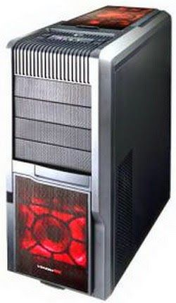 HIGH SPECH CPU untuk kebutuhan game & design