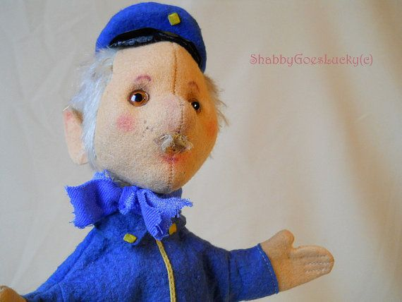 28 best images about Vintage Hand Puppets on Pinterest ...