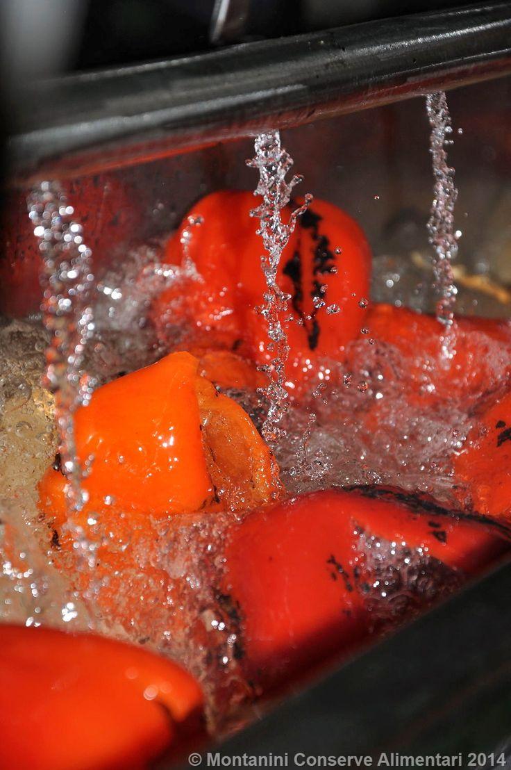 Freschi, grigliati e pelati… Peperoni grigliati, uno dei prodotti #Montanini di maggior successo!!