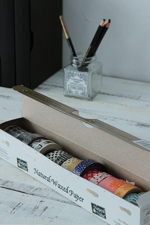 ★マスキングテープは○○に収納しています! |インテリアと暮らしのヒント