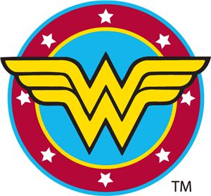 Silhouette Design Store - View Design #34000: wonder woman