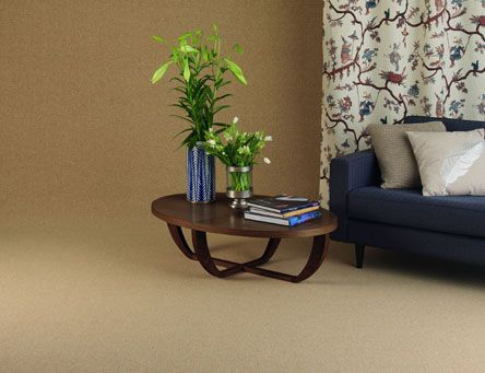 Levante carpet by Cavalier Bremworth. Your gran's carpet was never as smart as this modern take on the old heather classic. Family friendly and hard-wearing.