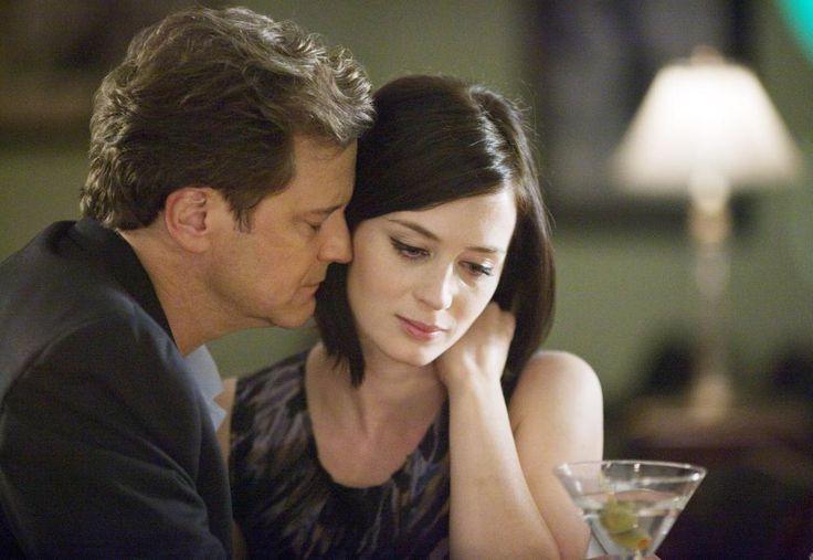 ARTHUR NEWMAN,Colin Firth, Emily Blunt, 2012 | Essential Film Stars, Colin Firth http://gay-themed-films.com/film-stars-colin-firth/