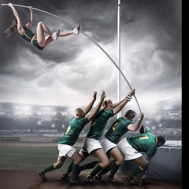 South african sport