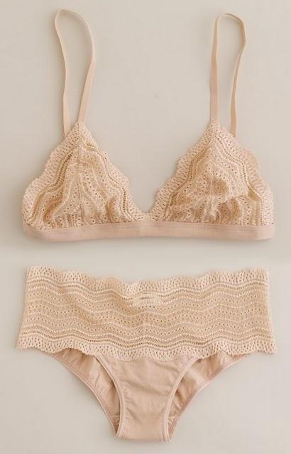 such pretty lingerie | j. crew