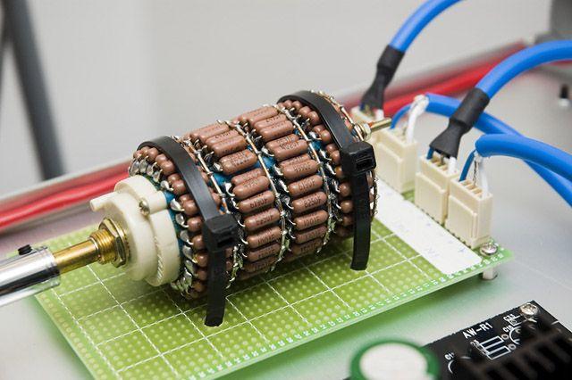 DIY audio balanced preamp