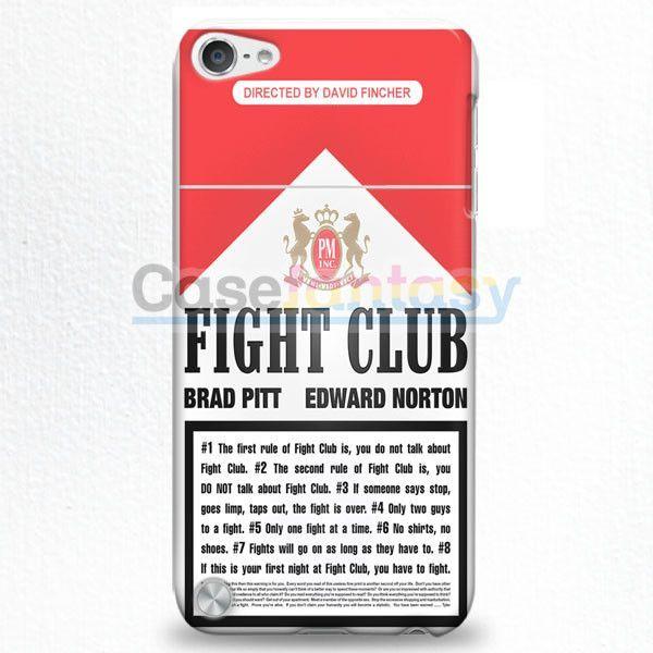 Fight Club iPod Touch 5 Case | casefantasy