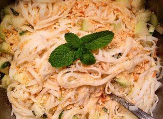 Cucinare che Passione: Insalata di Papaya Verde