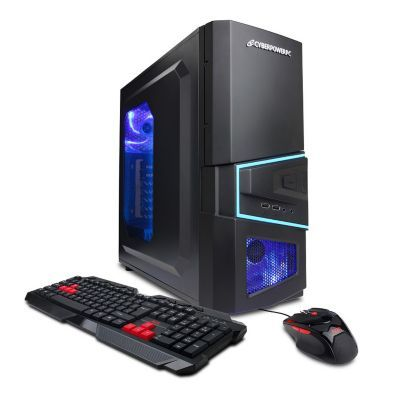 Shop Staples® for CYBERPOWERPC Gamer Ultra GUA470, 3.9GHz AMD Richland A6-6400K, 4GB DDR3, 500GB HDD, English and enjoy everyday low prices, and get everything you need for a home office or business. Get free shipping on orders of $45 or more and
