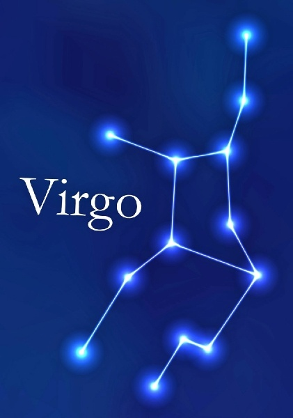 virgo signs and meanings - Google Search
