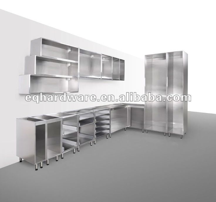 Best Stainless Steel Kitchen Cabinet Carcass And Door Muebles 400 x 300