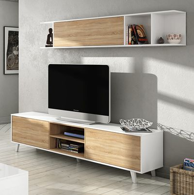Best 25 tv furniture ideas on pinterest floating tv for Muebles de tv baratos