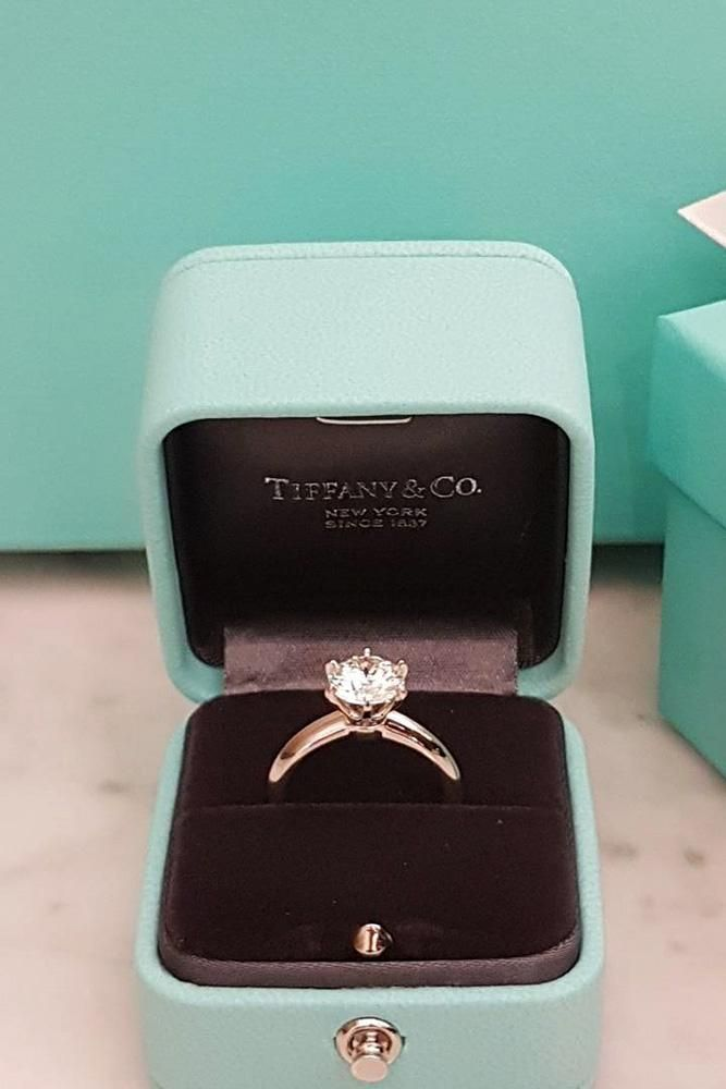 12 Most Loved Tiffany Engagement Rings Tiffany Engagement Dream