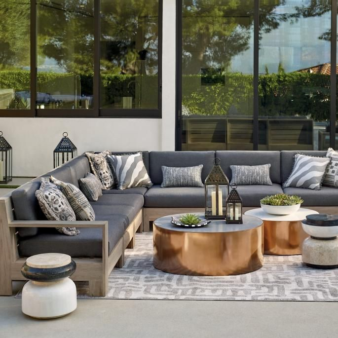 St Kitts Modular Seating In 2019 The Great Outdoors Outdoor