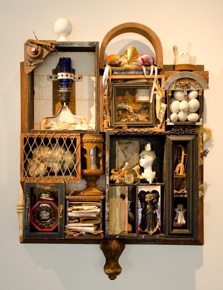 Cabinet of Curiosities | cabinet of curiosities | Curio