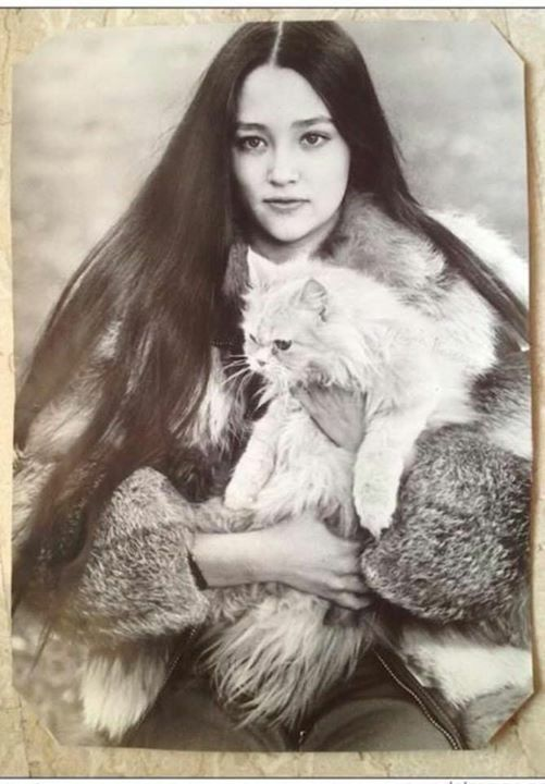 Olivia Hussey, star of Romeo and Juliet and Black Christmas, was born today in 1951.
