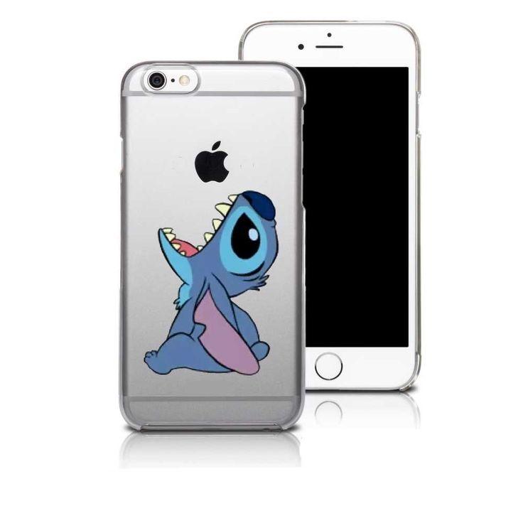 coque iphone 6 stitch rose