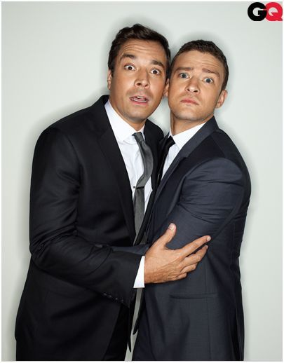 GQ Photoshoot with Jimmy Fallon - Justin Timberlake Photo (26883939) - Fanpop fanclubs