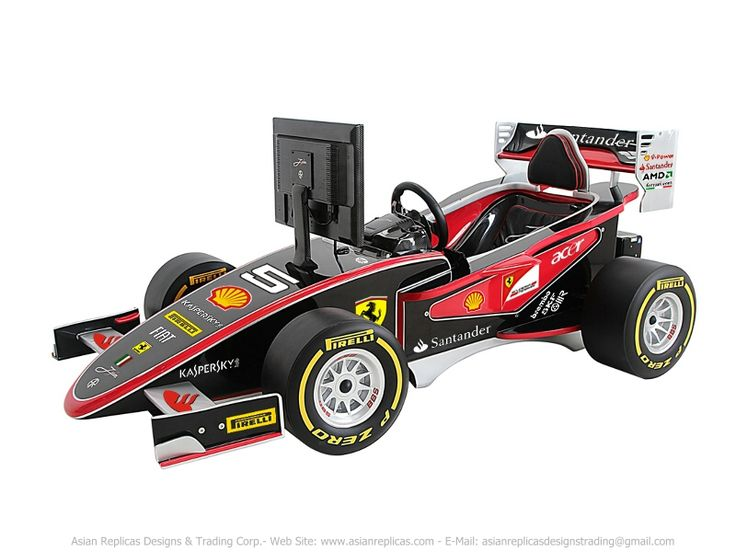 formula one racing simulation - photo #7