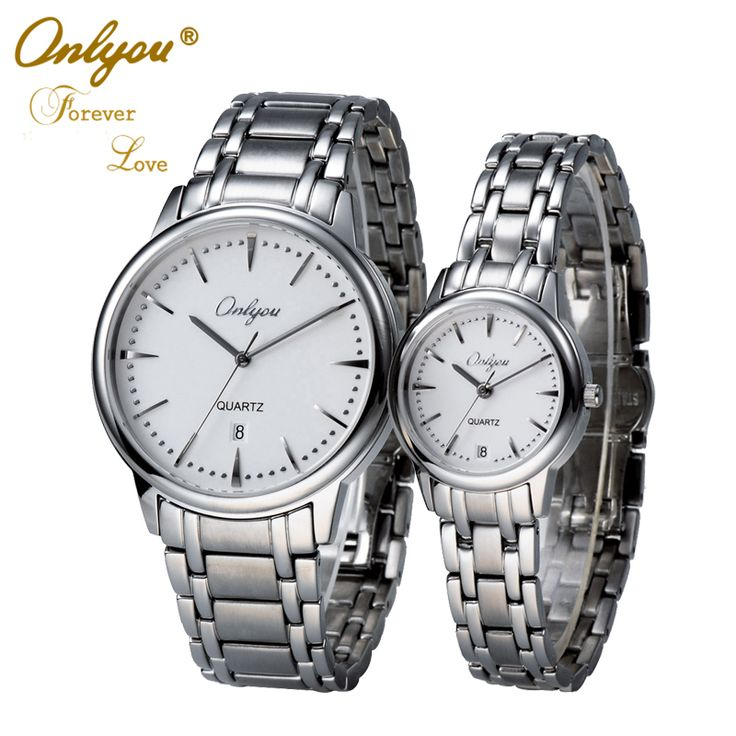 Find More Lover's Watches Information about ONLYOU Mens Designer Watches Luxury Brand Stainless Full Steel Fashion Casual Business Japan Miyota Quartz  Lovers Watches U6819,High Quality watch usb,China watch strap repair kit Suppliers, Cheap watch uk from